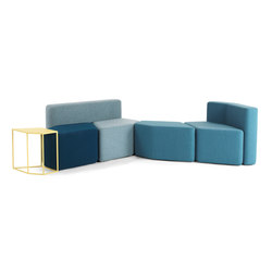 Potomac | Modular seating systems | Horreds