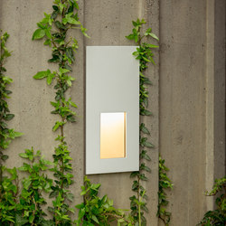Skyline | Outdoor recessed wall lights | Santa & Cole