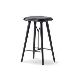 Spine Stool | Barhocker | Fredericia Furniture