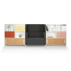 Nomono 380 | Office shelving systems | Horreds