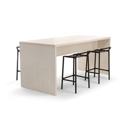 Nomono conference table | Standing meeting tables | Horreds