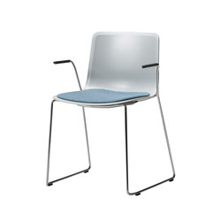 Pato Sledge chair | Visitors chairs / Side chairs | Fredericia Furniture