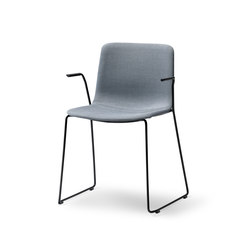 Pato Sledge Armchair | Chaises | Fredericia Furniture