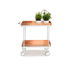 Exo | Tea-trolleys / Bar-trolleys | Horreds