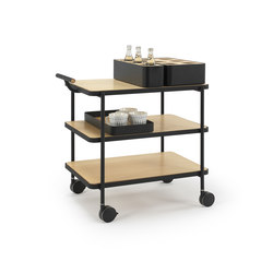 Exo Trolley | Tea-trolleys / Bar-trolleys | Horreds