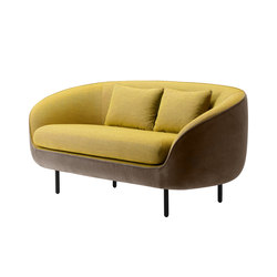 Haiku Low (2-seater) | Divani lounge | Fredericia Furniture