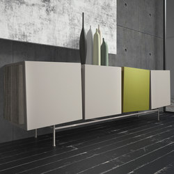 Madia Flow | Sideboards | Presotto