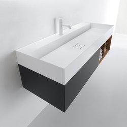 Quattro Zero | Armarios lavabo | Falper