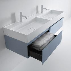 Quattro Zero | Meubles sous-lavabo | Falper