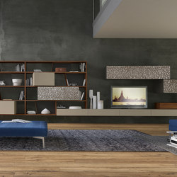 crossART composition | Combinaisons de rangement | Presotto
