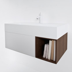 Quattro.Zero | Meubles sous-lavabo | Falper