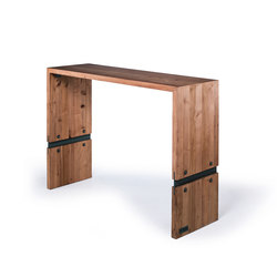 Clover Bar Table | Tables mange-debout | Hookl und Stool