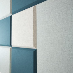 Domo wall | Sound absorbing wall systems | Abstracta