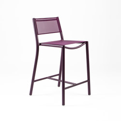 NC8733 Highchair | Sgabelli bar da giardino | Maiori Design