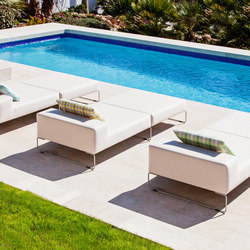JAMSTER lettino | Sun loungers | April Furniture