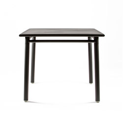NC8670 Square Table | Tables à manger de jardin | Maiori Design