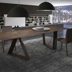 Zaffiro table | Dining tables | Presotto