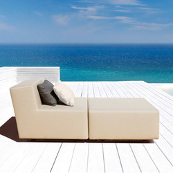 LOOPy Sun Lounger | Sdraio da giardino | April Furniture