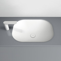 Ou Undermount Solidsurface® Washbasin | Waschtische | Inbani