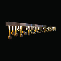 Melody wall lamp | General lighting | Quasar