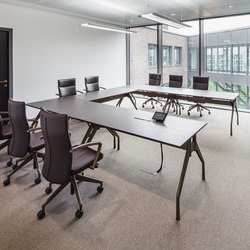 fallon conference table | Multimedia conference tables | fröscher