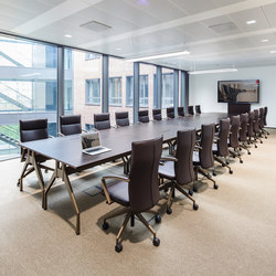 Research And Select Multimedia Conference Tables From Fröscher - Multimedia conference table