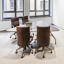 fallon conference table | Contract tables | fröscher