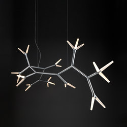 Sparks suspension lamp | General lighting | Quasar