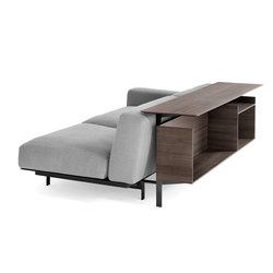 Yard rear-sofa furniture unit | Sideboards | LEMA