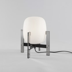 Cestita Metálica | Table Lamp | Luminaires de table | Santa & Cole