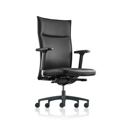pharao swivel chair high | Executive chairs | fröscher