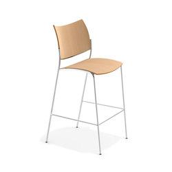 Cobra barstool 3278/07 | Bar stools | Casala
