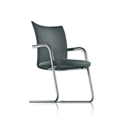 pharao cantilever chair | Visitors chairs / Side chairs | fröscher