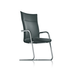 pharao cantilever chair high | Sedie visitatori | fröscher