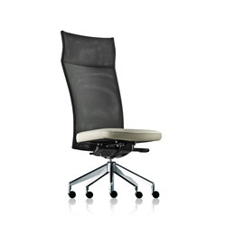 pharao net swivel chair high | Chaises cadres | fröscher