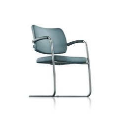 sona cantilever chair | Visitors chairs / Side chairs | fröscher