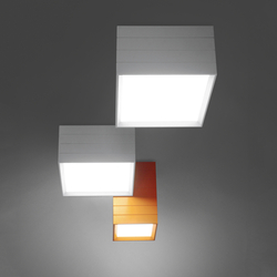 Groupage 20, 32, 45 Ceiling Lamp | Ceiling lights | Artemide