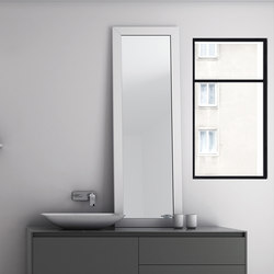 Strato I1 Mirror | Freestanding mirrors | Inbani