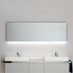 Structure Wall Lighting Mirror | Wandspiegel | Inbani
