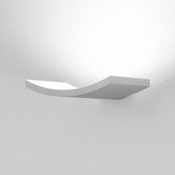 Micro Surf Wall Lamp | Wall lights | Artemide