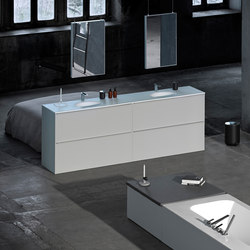 Ka Bathroom Furniture Set 1 | Meubles sous-lavabo | Inbani