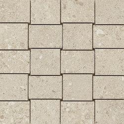 Mystone Gris Fleury mosaico beige | Ceramic mosaics | Marazzi Group