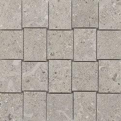 Mystone Gris Fleury mosaico taupe | Ceramic mosaics | Marazzi Group