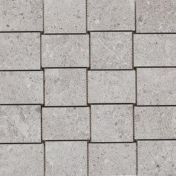 Mystone Gris Fleury mosaico grigio | Ceramic mosaics | Marazzi Group