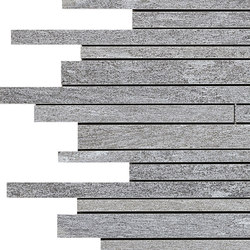 Mystone Pietra Di Vals mosaico grigio | Ceramic mosaics | Marazzi Group