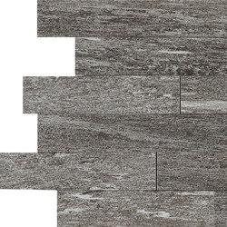 Mystone Pietra Di Vals mosaico antracite | Mosaïques | Marazzi Group