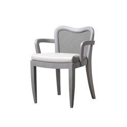 Panama chair | Chaises de restaurant | Promemoria