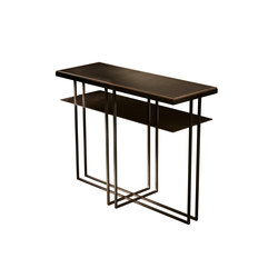 Cross Binate Table | Tavolini di servizio | Novocastrian