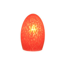 Egg Fritted Medium | Luminaires de table | Neoz Lighting