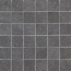Mystone Silverstone mosaico nero | Ceramic mosaics | Marazzi Group